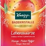 Badekristalle - Lebenswürze - Mango • Pinker Pfeffer (Kneipp)