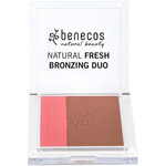 Natural Fresh Bronzing Duo (benecos)