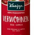 Aroma-Pflegeschaumbad - Verwöhnen. - Rose • Kamelie (Kneipp)