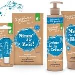Naturell - Crème de la Crème! Bodylotion Blaue Iris/Sheabutter (Dresdner Essenz)