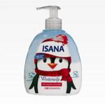 Winterseife mit Vanille-Extrakt (Isana)