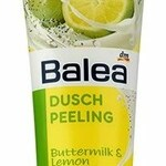 Duschpeeling - Buttermilk & Lemon (Balea)
