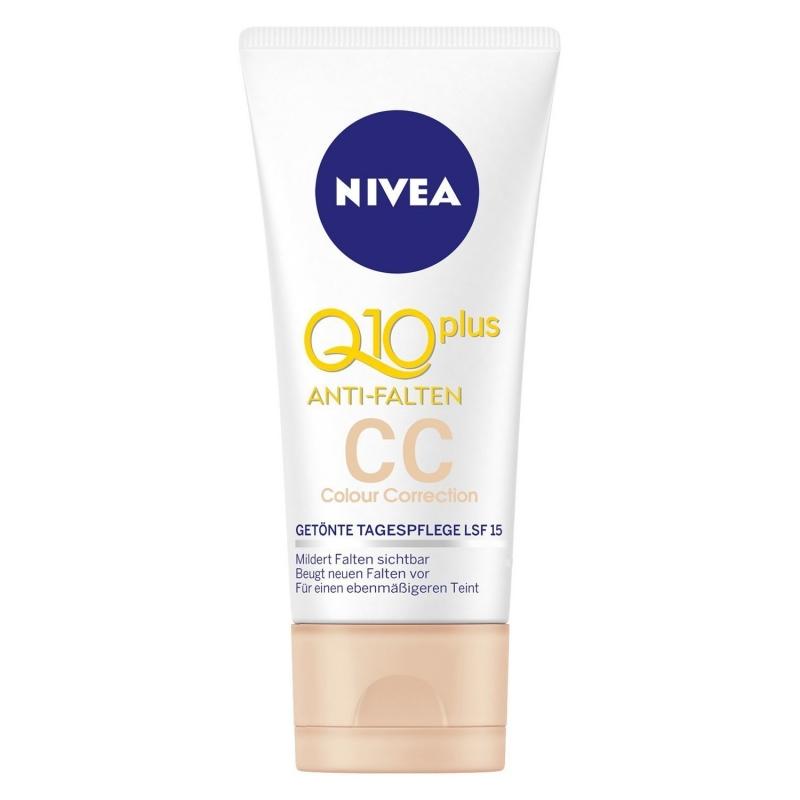 Nivea - Q10 plus Anti-Falten - CC Cream - Erfahrungsberichte