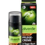 Alverde Men - Pflege-Creme 3-Tage-Bart (alverde)