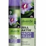 Zell-Aktiv - Nachtpflege Blauer Hibiskus (alverde)