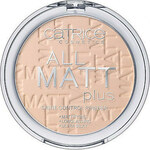 All Matt Plus - Shine Control Powder (Catrice Cosmetics)