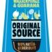 7 natürliche und Zitrus Öle in Wasserminze & Guarana Duschgel (Original Source)